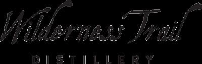 Wilderness Trail Distillery word mark in black