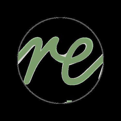closeup of Vinaigrette logo linework